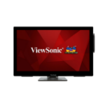 "Viewsonic IFP2710 touch screen monitor 68.6 cm (27"") 1920 x 1080 pixels Black Multi-touch Table"