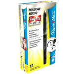 Papermate 1901322 Black 12pc(s) ballpoint pen