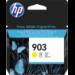 HP Cartucho de tinta Original 903 amarillo