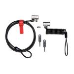 Kensington K64661WW Black cable lock