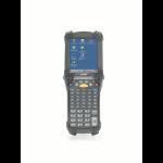 "Zebra MC9200 handheld mobile computer 9.4 cm (3.7"") 640 x 480 pixels 765 g Black"