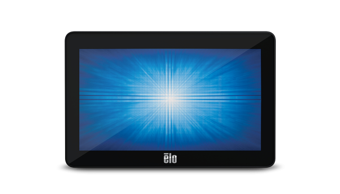 "Elo Touch Solution 0702L 17.8 cm (7"") 800 x 480 pixels Multi-touch Multi-user Black"