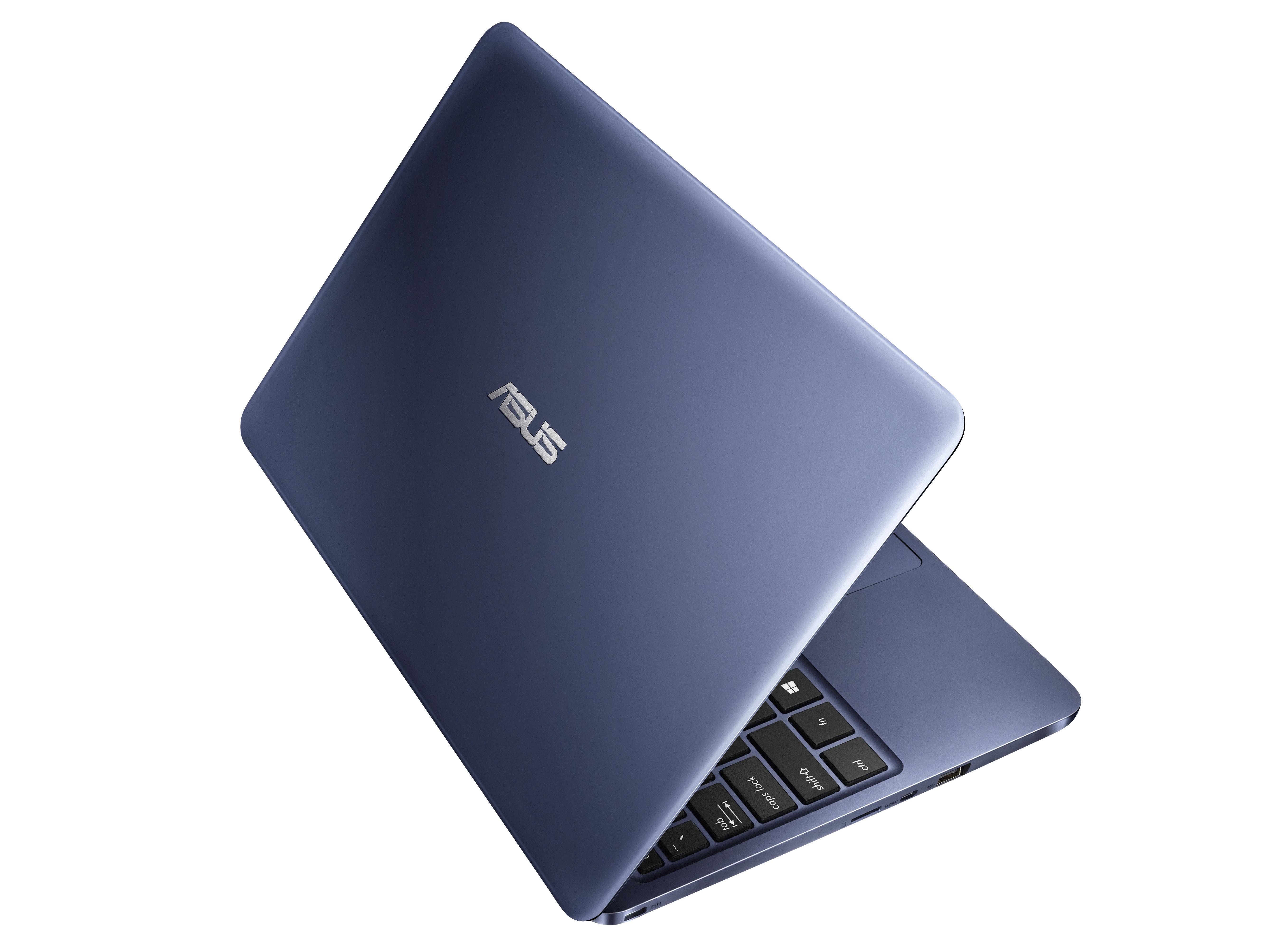 """ASUS VivoBook E200HA-FD0004T 1.44GHz x5-Z8300 11.6"""" 1366 x 768pixels Blue notebook"""