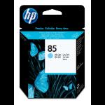 HP Cabezal de impresión DesignJet 85 cian claro