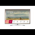 "LG 49UU761H hospitality TV 124.5 cm (49"") 4K Ultra HD 400 cd/m² Smart TV Silver 20 W"