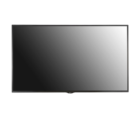 "LG 49UH5C-B signage display 124.5 cm (49"") LED 4K Ultra HD Digital signage flat panel Black"
