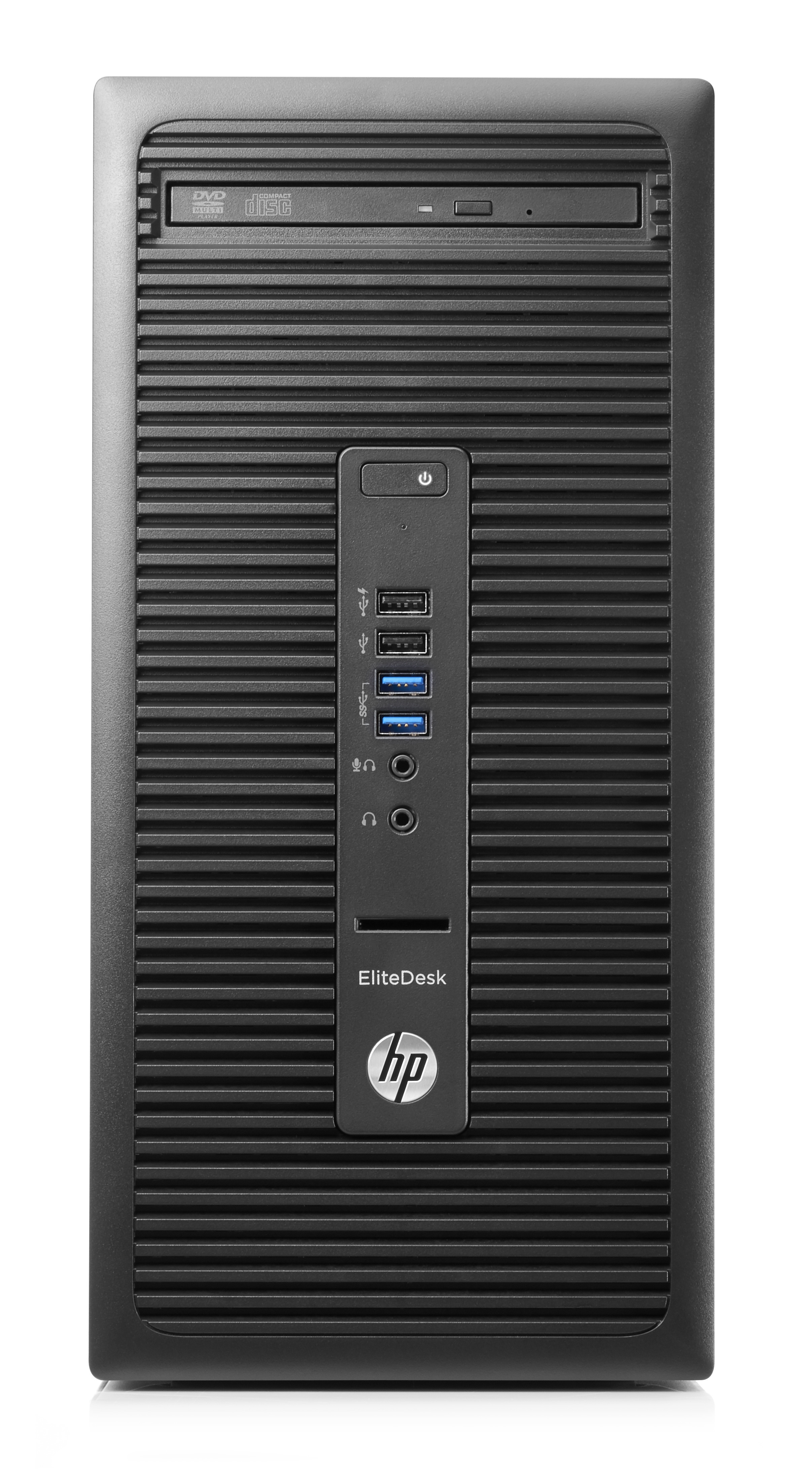 HP EliteDesk 705 G2 MT 3.2GHz A8 PRO-8650B Micro Tower Black