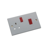 SMJ PPCK45 2 Red,White electrical switch