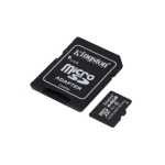 Kingston Technology Industrial Temperature microSD UHS-I 64GB 64GB MicroSDXC UHS-I Class 10 memory card