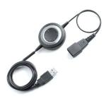 Jabra LINK 280 USB cable 1.5 m Black
