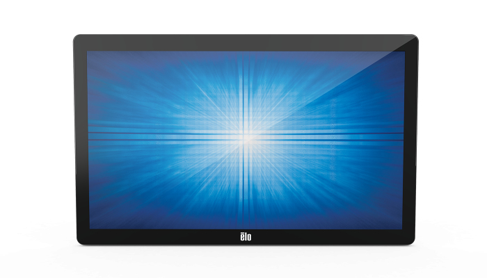 Elo Touch Solution 2402L touch screen monitor 60.5 cm (23.8IN) 1920 x 1080 pixels Black Multi-touch Tabletop E126288