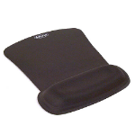 Belkin WaveRest Gel Mouse Pad Black mouse pad