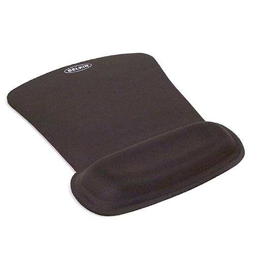 Belkin WaveRest Gel Mouse Pad Work Comfortably and Efficiently