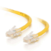 C2G Cat5E Assembled UTP Patch Cable Yellow 1.5m
