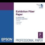 "Epson Exhibition Fiber Paper 17"" x 22"" large format media"