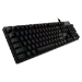 LOGITECH Carbon RGB Mechanical Gaming Keyboard, GX Blue (Clicky)