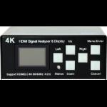 SY Electronics SY-SA2 voice/data/video (VDV) tester HDMI/mini HDMI cable tester Black