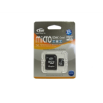 TEAM 32GB Micro SDHC Class 4 Flash Card with Adapter