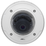 Axis P3364-LVE IP security camera indoor Dome WhiteZZZZZ], 0473-001
