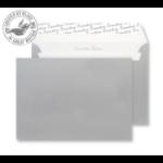 Blake Creative Shine Wallet Peel and Seal Metallic Silver 120gsm C6 114×162mm (Pk 25)