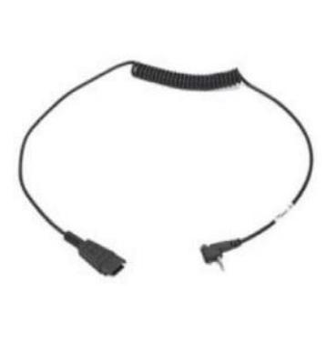 Zebra 25-124411-03R adaptador de cable Negro