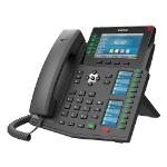 Fanvil X6U IP phone Black 20 lines LCD Wi-Fi
