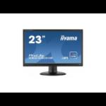 "iiyama ProLite XB2380HS-B1 23"" Full HD IPS Black computer monitor"