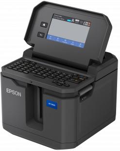 Epson LabelWorks LW-Z5010BE QZ label printer Thermal transfer 360 x 360 DPI Wired & Wireless QWERTZ