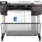 HP DesignJet T830 24-Zoll-Multifunktionsdrucker large format printer