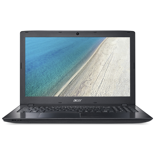 "Acer TravelMate P259-M-32PP 2.3GHz i3-6100U 15.6"" 1366 x 768pixels Black Notebook"