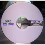Leader Electronics SKC 4.7GB 4X DVD+RW Media 10pk SKC Packaged 4.7Gb 4X DVD+RW