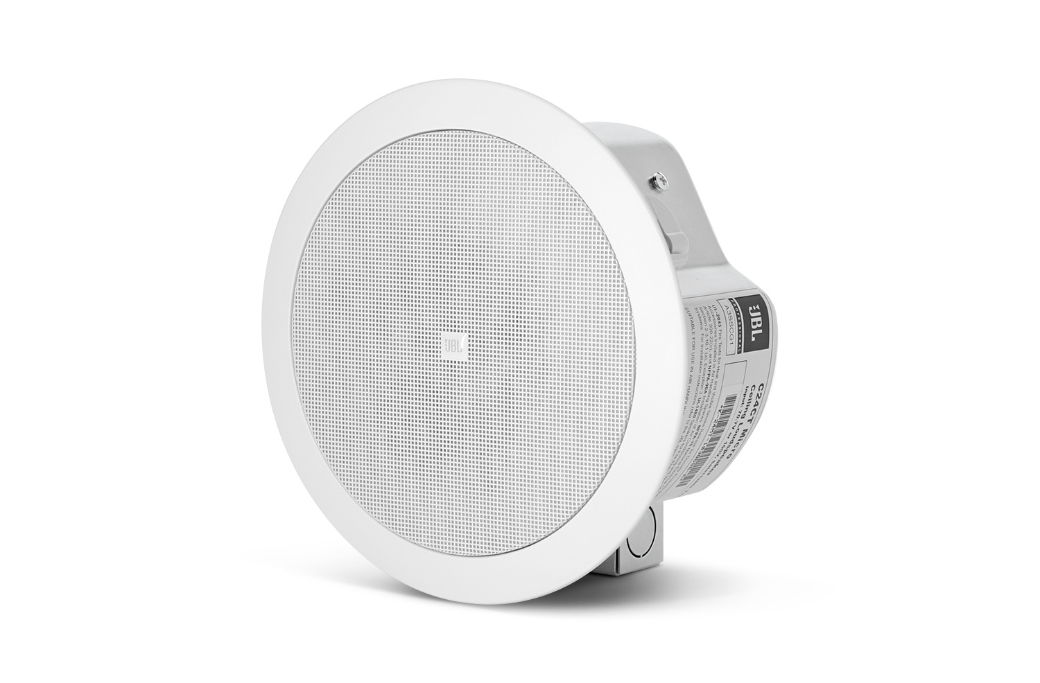 JBL CONTROL® SERIES 24C Micro White Wired 30 W