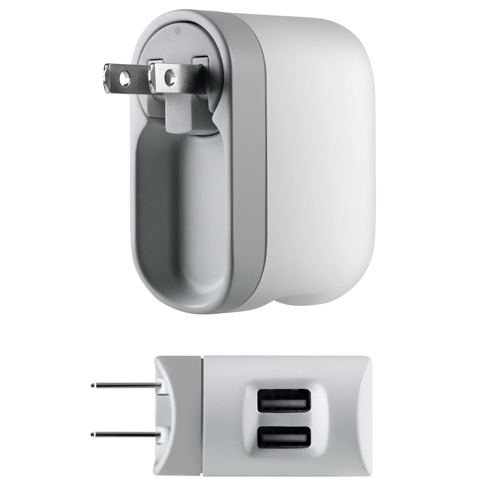 Belkin Dual Rotating Charger