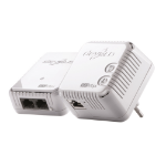Devolo dLAN 500 WiFi 500Mbit/s Ethernet LAN Wi-Fi White 1pc(s)