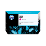 HP C4847A (80) Ink cartridge magenta, 4.4K pages, 350ml