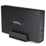 "StarTech.com USB 3.1 Gen 2 (10 Gbps) enclosure for 3.5"" SATA drives S351BU313"