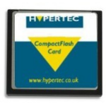 Hypertec 4GB CompactFlash Card memory card