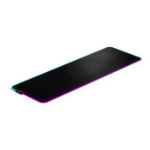 Steelseries QcK Prism Cloth XL Gaming mouse pad Black