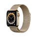 Apple Watch Series 6 OLED 40 mm Oro 4G GPS (satélite)