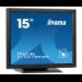 "iiyama ProLite T1531SR-B5 monitor pantalla táctil 38,1 cm (15"") 1024 x 768 Pixeles Negro"