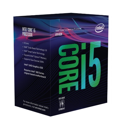 Intel Core i5-8500 processor 3 GHz Box 9 MB