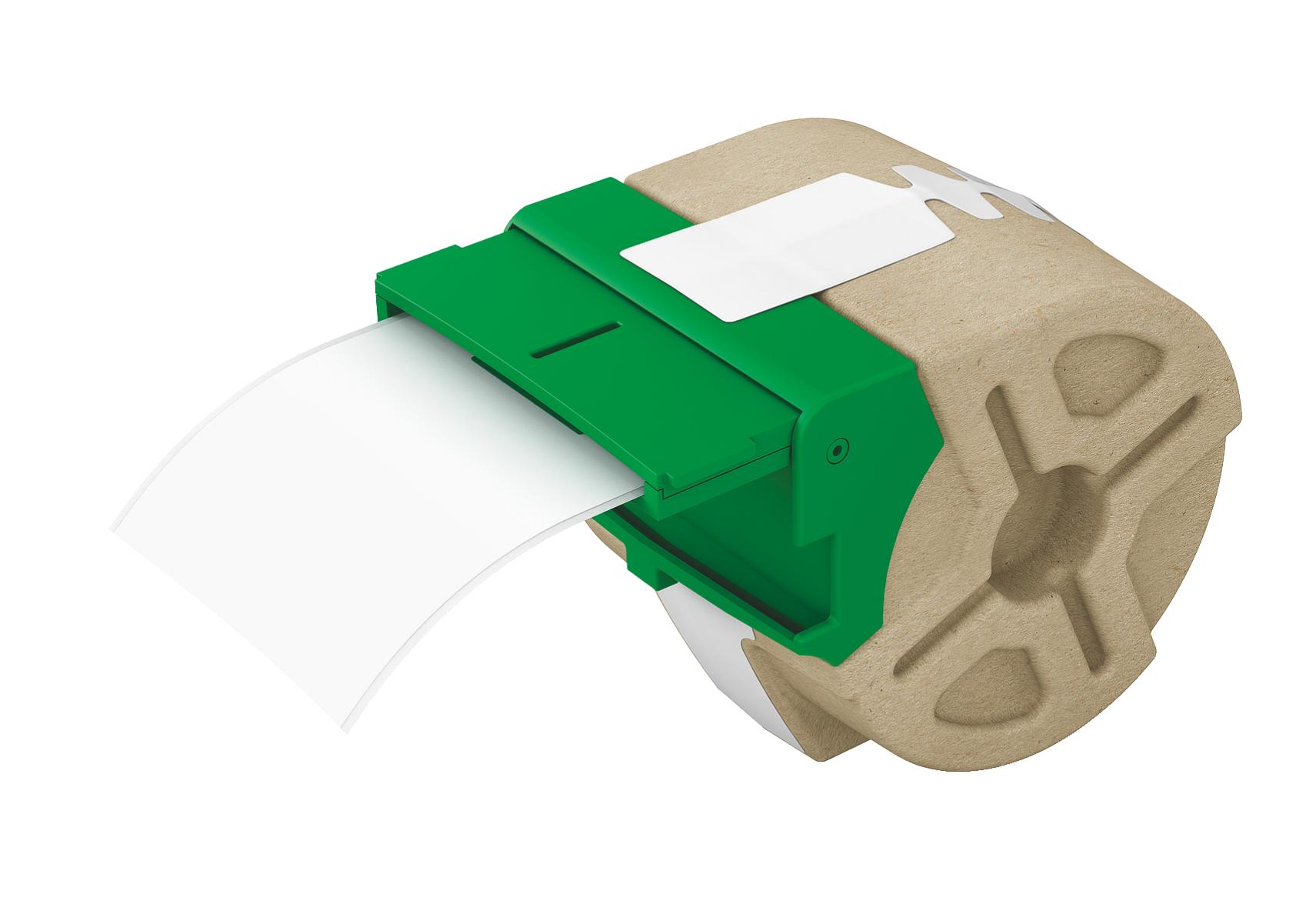 Leitz 70040001 White printer label
