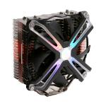 Zalman CNPS17X computer cooling component Processor Cooler 14 cm Black, Grey
