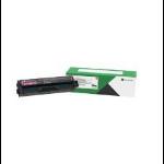 Lexmark C332HM0 Toner magenta, 2.5K pages