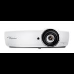 Optoma WU470 beamer/projector Standard throw projector 5000 ANSI lumens DLP WUXGA (1920x1200) 3D Wit