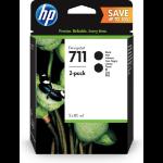 HP P2V31A inktcartridge Origineel Zwart