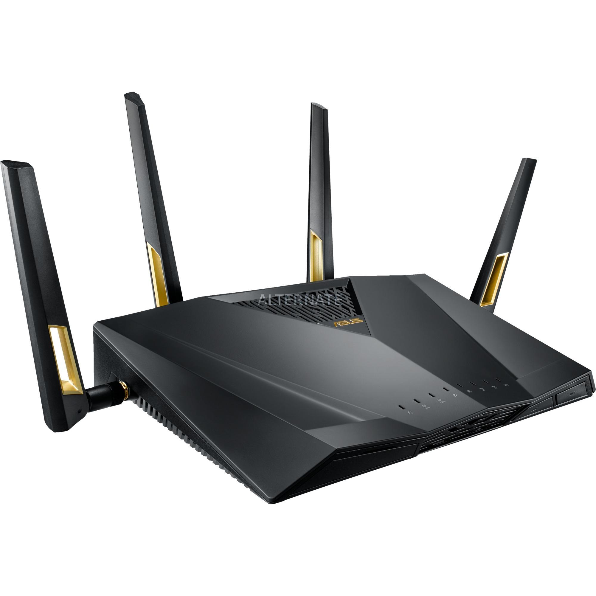 AX6000 Dual Band Wi-Fi 6 (802.11ax) Router