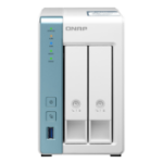 QNAP TS-231P3 AL314 Ethernet LAN Tower White NAS