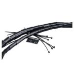 Akasa AK-TK-01BK Black 30pc(s) cable tie