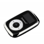 Intenso Music Mover MP3 player Black 8 GB